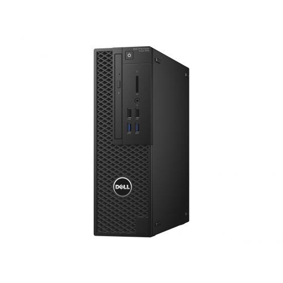 Dell Precision Tower 3420 - SFF - Core i5 7500 3.4 GHz - 8 GB - 256 GB