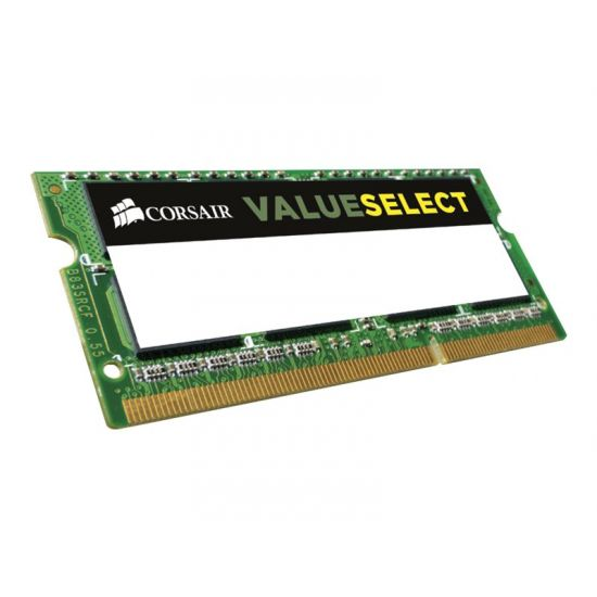 CORSAIR Value Select &#45 8GB &#45 DDR3L &#45 1600MHz &#45 SO DIMM 204-PIN - CL11