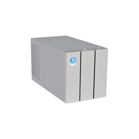 LaCie 2big Thunderbolt 2 STEY16000401 - Enterprise - harddisk-array