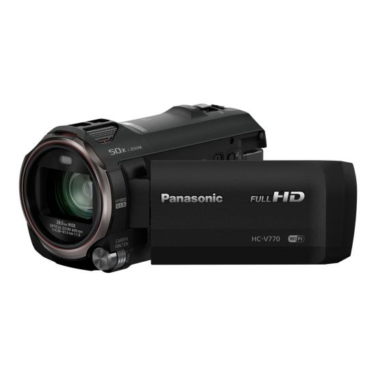 Panasonic HC-V770 - Videokamera - lagring: flashkort