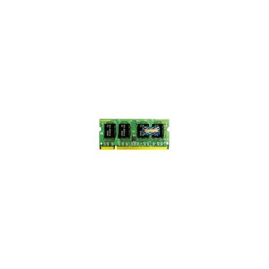 Transcend - DDR2 - 1 GB - SO DIMM 200-PIN