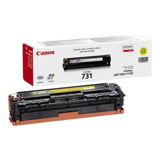 Canon 731 Y