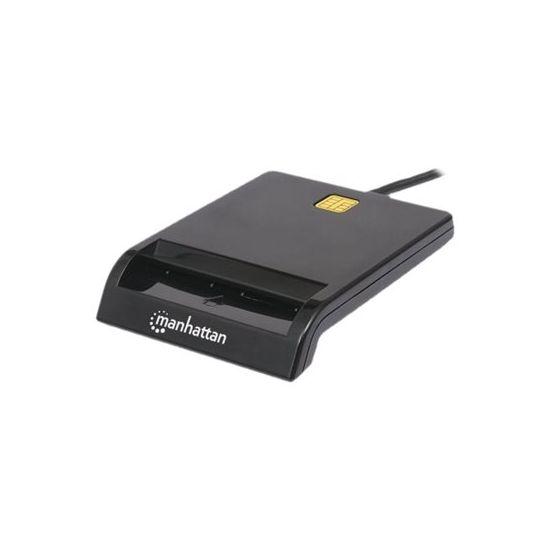 Manhattan SMART-kortlæser - USB