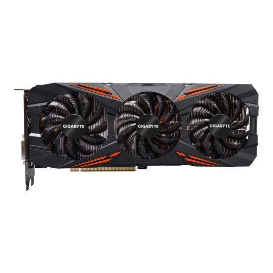 Gigabyte GeForce GTX 1080 G1 Gaming &#45 NVIDIA GTX1080 &#45 8GB GDDR5X - PCI Express 3.0 x16