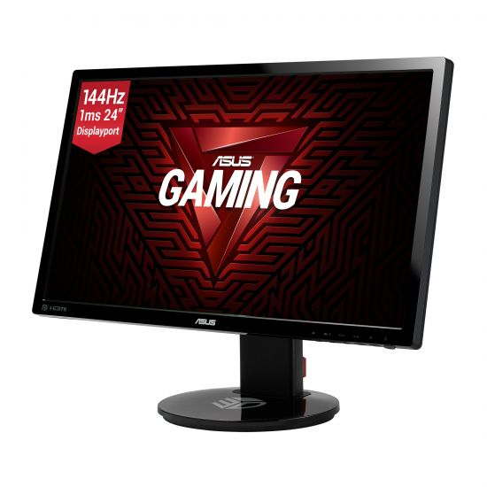 "ASUS VG248QE &#45 LED-Skærm 24"" TN 1ms - Full HD 1920x1080"