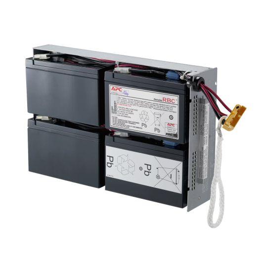 APC Replacement Battery Cartridge #24 - UPS-batteri - Blysyre