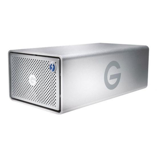 G-Technology G-RAID with Thunderbolt 3 GRARTH3EB80002BDB - harddisk-array