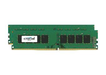 Crucial &#45 16GB: 2x8GB &#45 DDR4 &#45 2133MHz &#45 DIMM 288-PIN