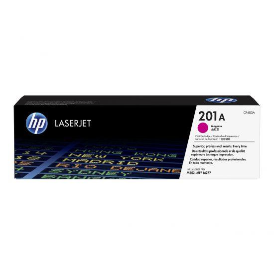HP 201A - magenta - original - LaserJet - tonerpatron (CF403A)
