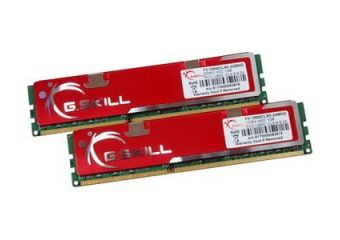 G.Skill NQ Series F3-12800CL9D-4GBNQ Dual Channel &#45 4GB: 2x2GB &#45 DDR3 &#45 1600MHz &#45 DIMM 240-pin