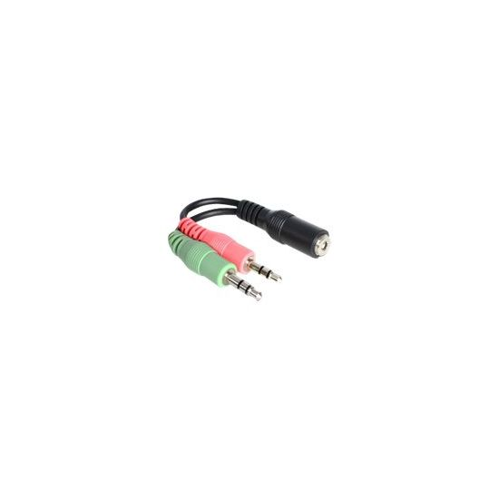 DeLOCK lyd adapter - 12 cm