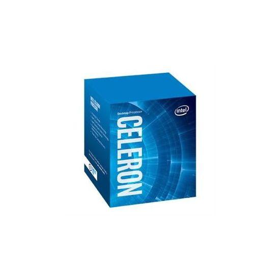 Intel Celeron G4900 - 3.1 GHz Processor - Dual-Core med 2 tråde - 2 mb cache