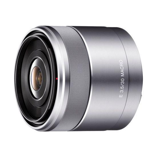 Sony SEL30M35 - makroobjektiv - 30 mm