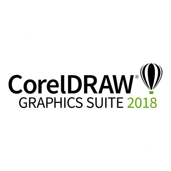 CorelDRAW Graphics Suite 2018 - Business License-opgradering - 1 bruger