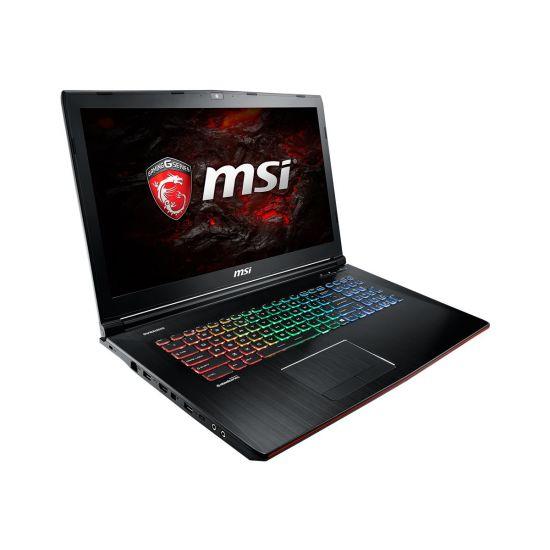 "MSI GE72MVR 7RG 072NE Apache Pro - Intel Core i7 (7. Gen) 7700HQ - 16 GB DDR4 - 256 GB SSD - GTX 1070 8GB GDDR5 SDRAM - 17.3"""