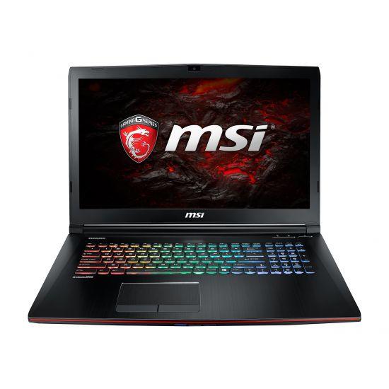 MSI GE72MVR 7RG 072NE Apache Pro