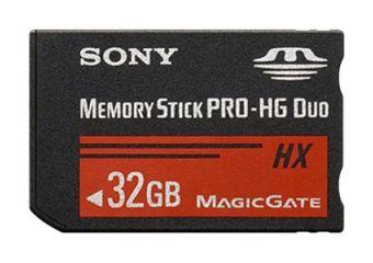 Sony MSHX32B