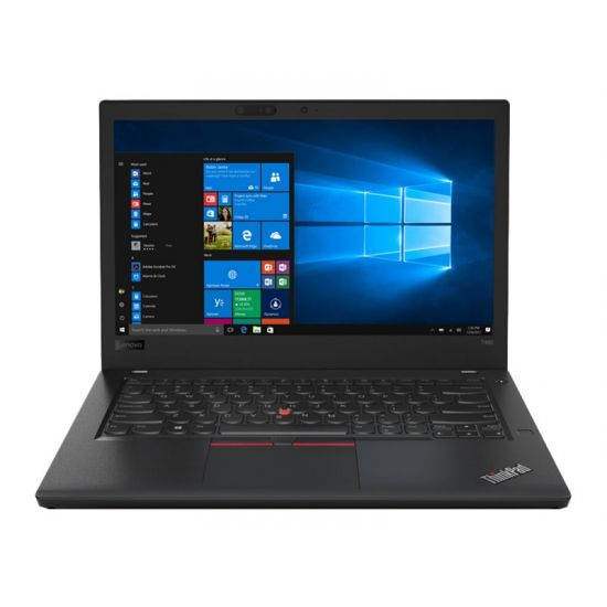 "Lenovo ThinkPad T480 20L6 - Intel Core i5 (8. Gen) 8250U / 1.6 GHz - 8 GB DDR4 - 256 GB SSD - (M.2) PCIe - TCG Opal Encryption 2, NVM Express (NVMe) - Intel UHD Graphics 620 - 14"" IPS"
