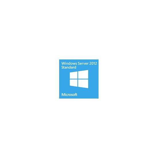 Microsoft Windows Server 2012 Standard - bokspakke