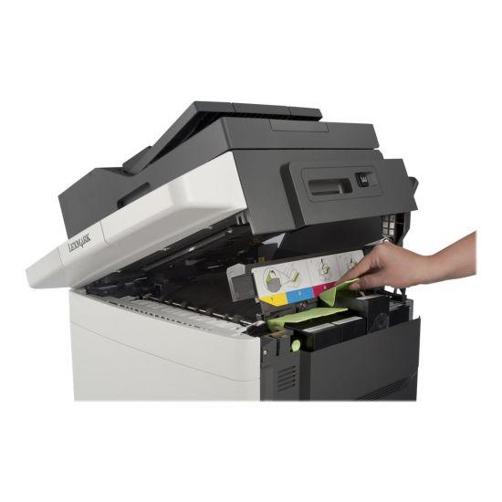 Lexmark CX317dn - multifunktionsprinter (farve)