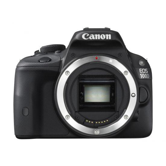 Canon EOS 100D - digitalkamera - kun kamerahus