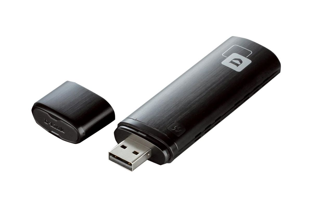 D-Link Wireless AC1200 DWA-182