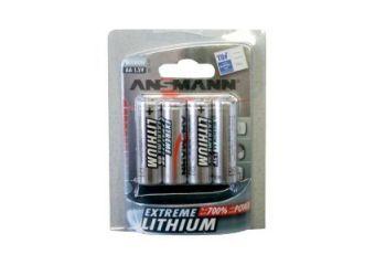 ANSMANN Mignon Extreme Lithium