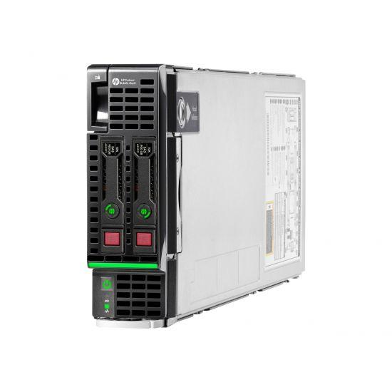 HPE ProLiant BL460c Gen8 - indstikningsmodul - Xeon E5-2640 2.5 GHz - 32 GB - 0 GB