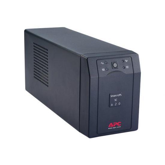 APC Smart-UPS SC 620VA - UPS - 390 Watt - 620 VA