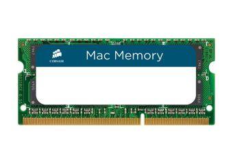 Corsair Mac Memory &#45 16GB: 2x8GB &#45 DDR3 &#45 1600MHz &#45 SO DIMM 204-PIN