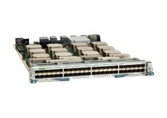 Cisco Nexus 7000 Enhanced F2-Series 48-Port Fiber 1 and 10 Gigabit Ethernet Module