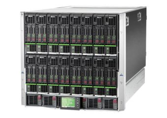 HPE BLc7000 Single-Phase Enclosure w/6 Power Supplies and 10 Fans w/16 Insight Control Environment Licenses