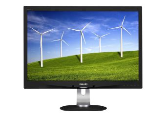 "Philips Brilliance B-line 240B4QPYEB &#45 WLED 24"" Plane to Line Switching (PLS) 5ms"