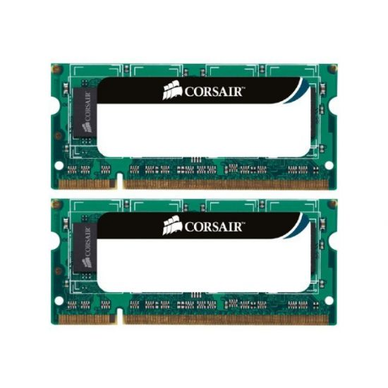 CORSAIR &#45 8GB: 2x4GB &#45 DDR3 &#45 1333MHz &#45 SO DIMM 204-PIN