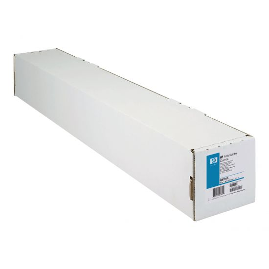HP Collector Satin Canvas - papir - 1 rulle(r) - Rulle A1 (61,0 cm x 15,2 m)