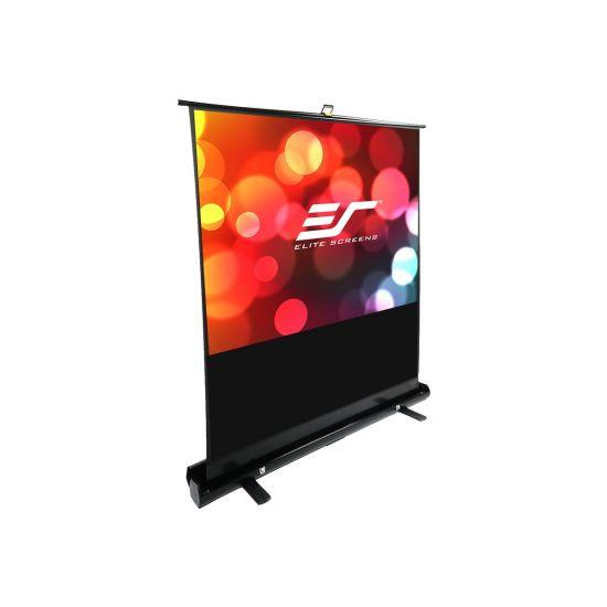 Elite ez-Cinema Plus F100XWV1 - projektionsskærm - 100 tommer (254 cm)