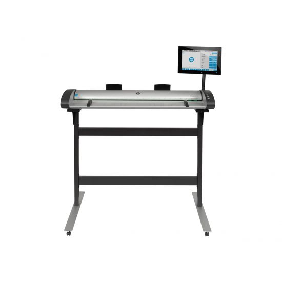 HP Designjet SD Pro Scanner - rullescanner - stationær - USB 3.0, Gigabit LAN