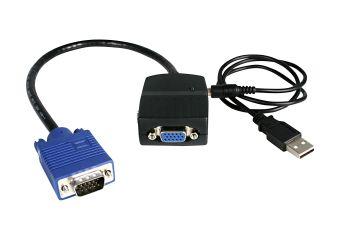 StarTech.com 2 Port VGA Video Splitter