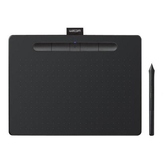 Wacom Intuos Creative Pen Medium - digitizer - USB, Bluetooth - sort