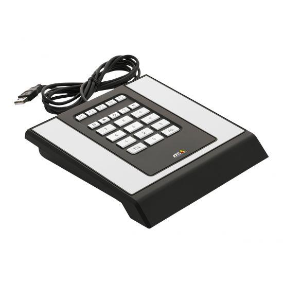 AXIS T8312 Video Surveillance Keypad - tastatur