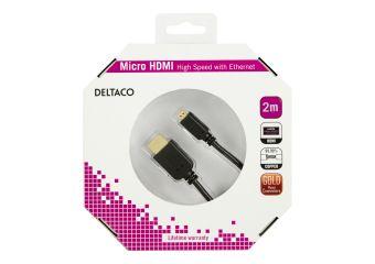 Deltaco HDMI-1023-K