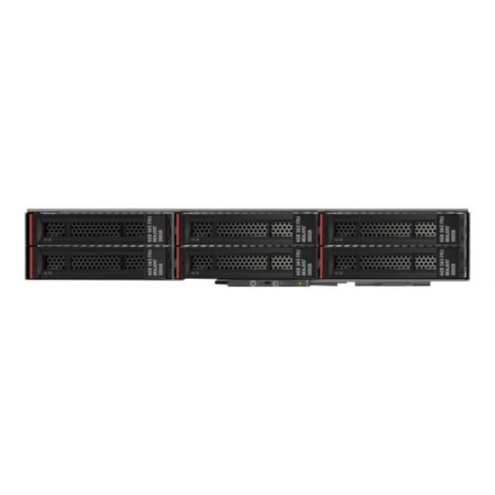 Lenovo ThinkSystem SD530 - computerknude - Xeon Gold 6126 2.6 GHz - 32 GB