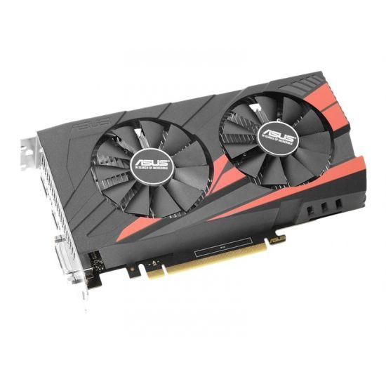 ASUS EX-GTX1050-O2G &#45 NVIDIA GTX1050 &#45 2GB GDDR5 - PCI Express 3.0 x16