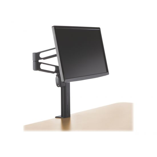 Kensington Column Mount Extended Monitor Arm with SmartFit System - monitorarm