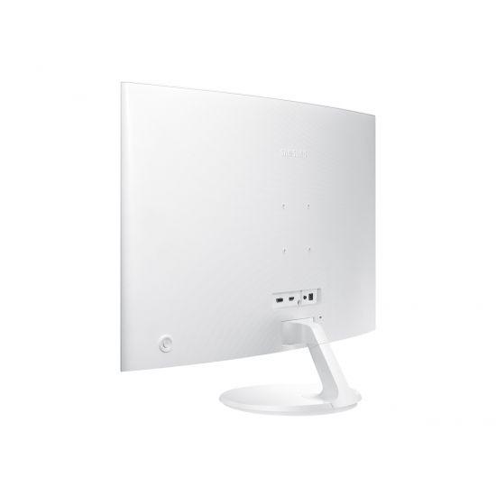 "Samsung CF391 Series C32F391FWU &#45 LED-Skærm 32"" VA 4ms"