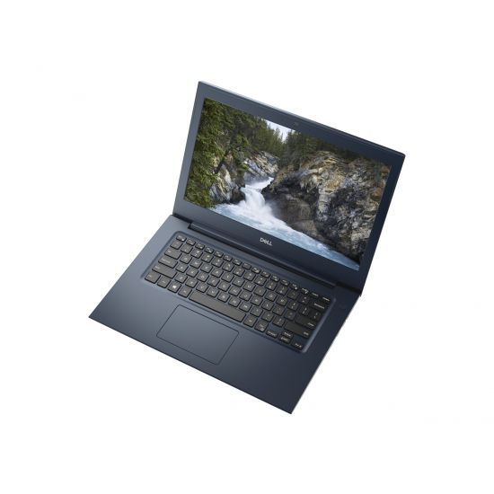 Dell Vostro 5471 - Intel Core i7 (8. Gen) 8550U / 1.8 GHz - 8 GB DDR4 - 256 GB SSD - (M.2) - AMD Radeon 530 - 14""