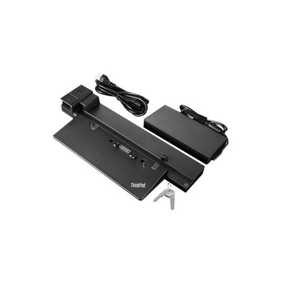 Lenovo ThinkPad Workstation Dock - portreplikator - VGA, DVI, HDMI, 2 x DP