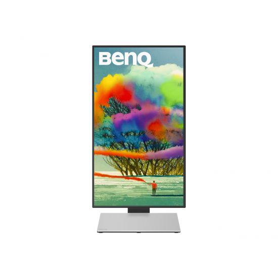 """BenQ Designer PD2710QC &#45 LED-Skærm 27"""" IPS 14ms;5ms - 1440p 2560x1440 ved 60Hz"""