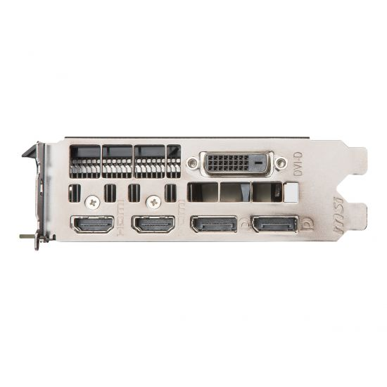 MSI GTX 1060 AERO ITX 6G OC &#45 NVIDIA GTX1060 &#45 6GB GDDR5 - PCI Express 3.0 x16