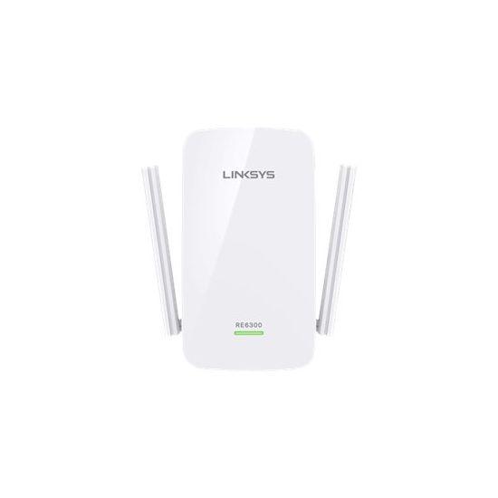 Linksys RE6300 - WiFi-rækkeviddeforlænger